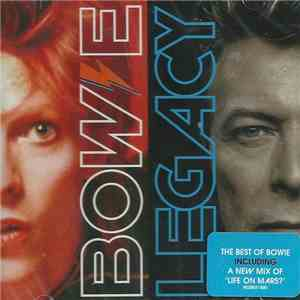 David Bowie - Legacy mp3 album