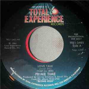 Prime Time  - Love Talk mp3 album