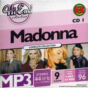Madonna - Complete Collection mp3 album