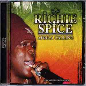 Richie Spice - Africa Calling (aka Motherland Africa) mp3 album