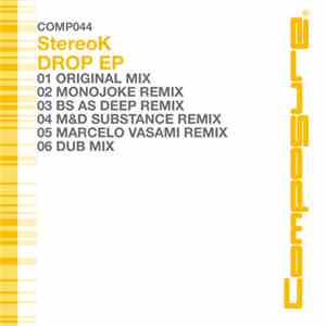 StereoK - Drop EP mp3 album