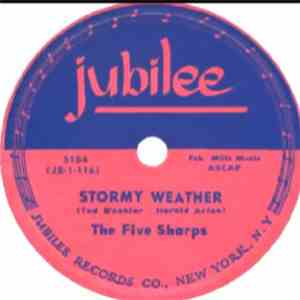 The Five Sharps - Stormy Weather mp3 album