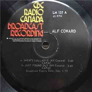 Alf Coward - Shem's Lullaby mp3 album