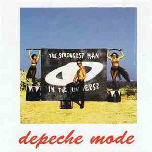 Depeche Mode - Strongest Man In The Universe mp3 album